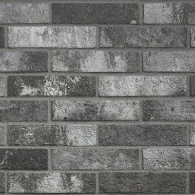 Image result for charcoal stained brick