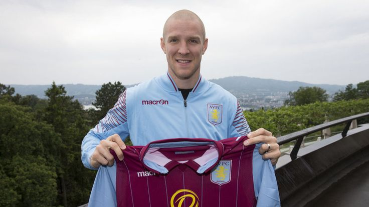 Premier League: Philippe Senderos tipped to shine at Aston Villa by Paul Lambert