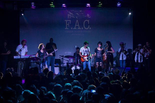 La F.A.C es un proyecto cultural y social autofinanciado, cuyo objetivo es apoyar y promover la obra de jóvenes creadores de todas las ramas del arte, como el cine, la música, la danza, el teatro, las artes plásticas, la literatura, la fotografía o el diseño gráfico.