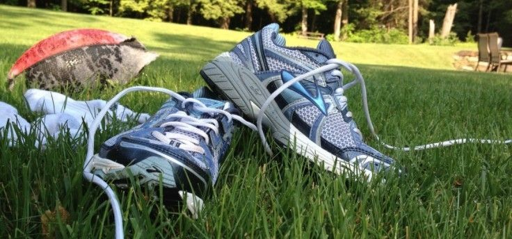 Tijdens het hardlopen kun je de nodige apps en accessoires gebruiken, deze gebruik ik tijdens als ik aan het rennen ben.