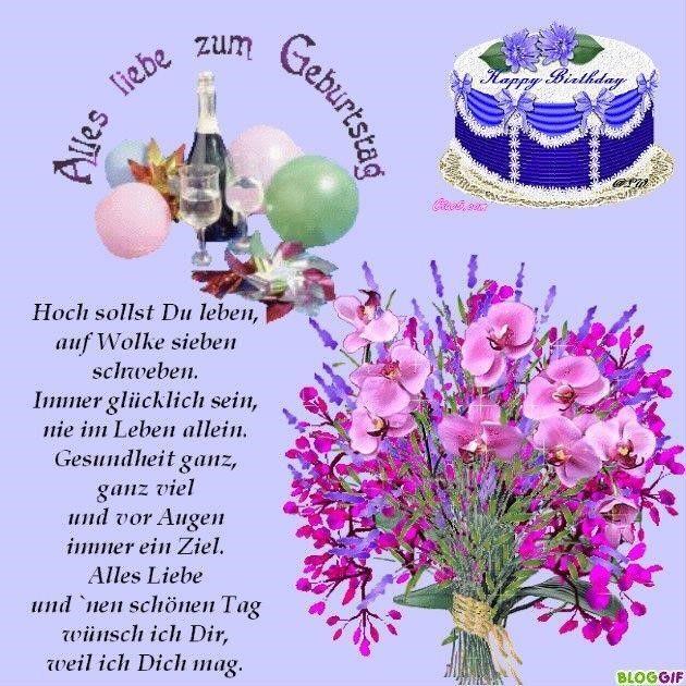 Gluckwunsche Zum Geburtstag Bilder Kostenlos Geburtstag Wunsche