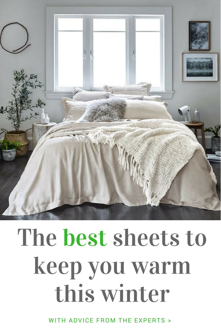 Ever Wondered Whether You Should Opt For Flannelette Or Linen When Ing Winter Sheets Check Out The Advice From Our Experts To Make Sure Your Bed Is Cosy