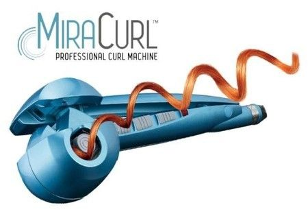 Miracurl Modelador de Cachos Nano Titanium