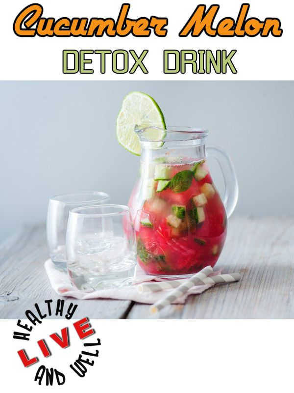 There are lots of health benefits in this detox drink! Repin it for future reference.