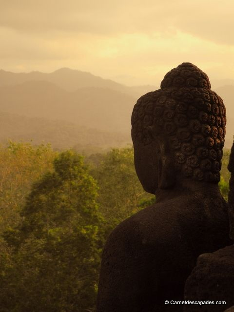 Bouddha-Borobudur-indonésie
