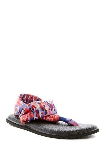 Sanuk | Yoga Slingback Sandal