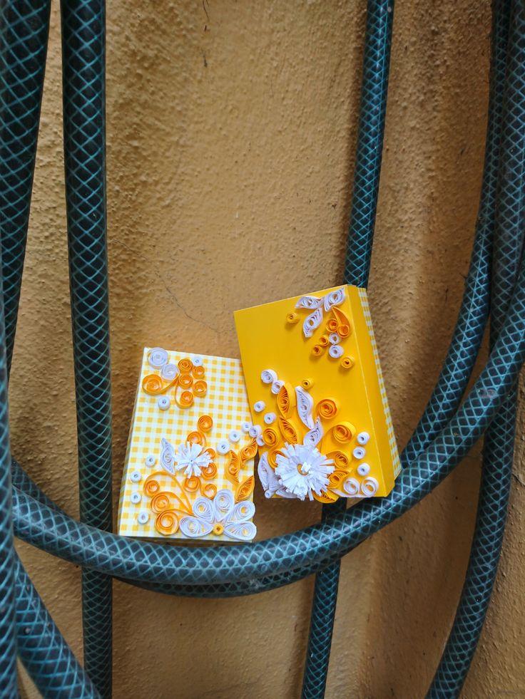 Pastelka - QUILLING - papírový filigrán