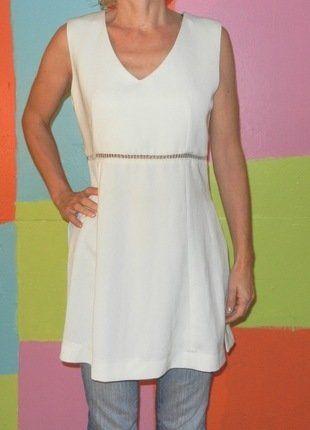 À vendre sur #vintedfrance ! http://www.vinted.fr/mode-femmes/tuniques/30790108-haut-tunique-fendu-sexy-t38-40-surabaya-printempsete-chicromantiquemariagefete