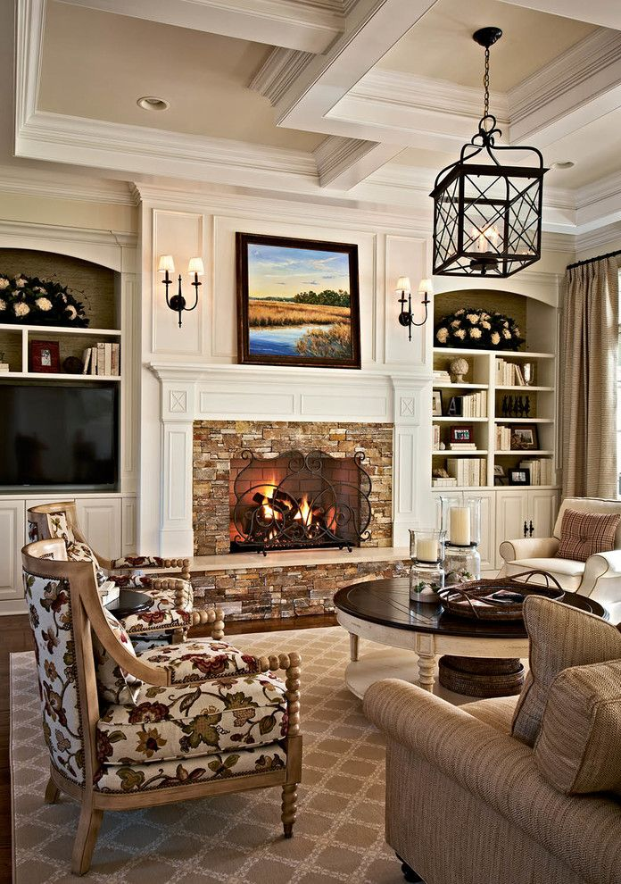 Living Room Wall Sconces Living Room Traditional With Brown Sofa Built In Part 86