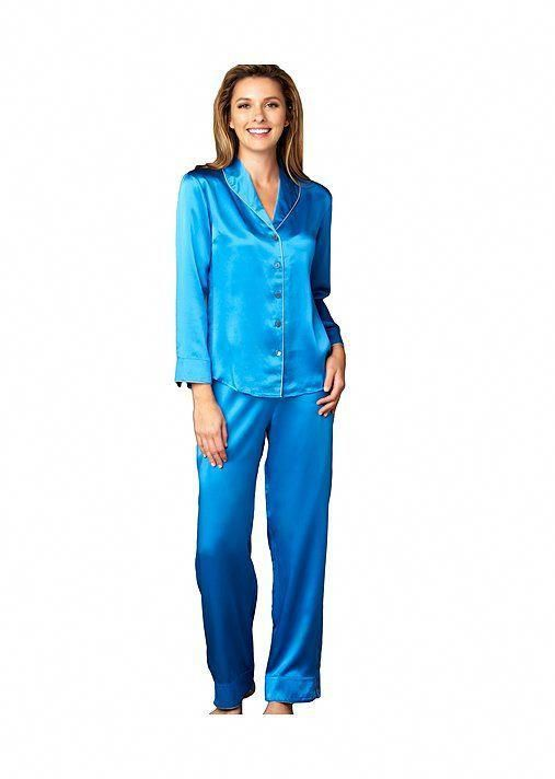 8727b2a66c Natalya Silk Pajamas - Women s Sleepwear