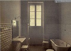 Gran Hotel de Mondariz, Sala para baños de las instalaciones balnearias del Establecimiento.