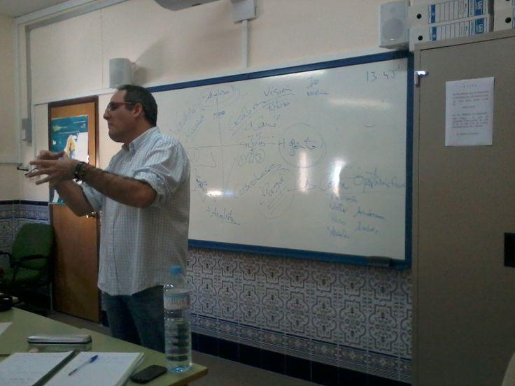 Taller Gestión del Tiempo con nuestro amigo y maestro Antonio Grande