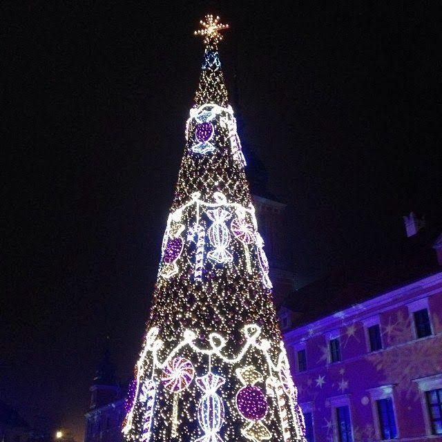 X'mas Tree in #Warsaw