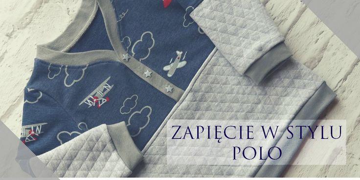 Zapięcie polo cześć I/polo shirt sewing #szyjemyzdresowkapl #diy #inspiracje #szyjemy #sewing #inspirations