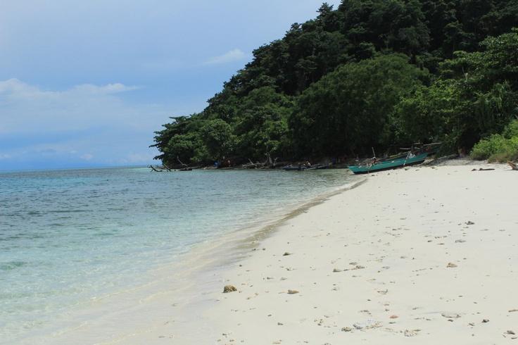 Pulau Sebuku Kecil, Lampung, Indonesia
