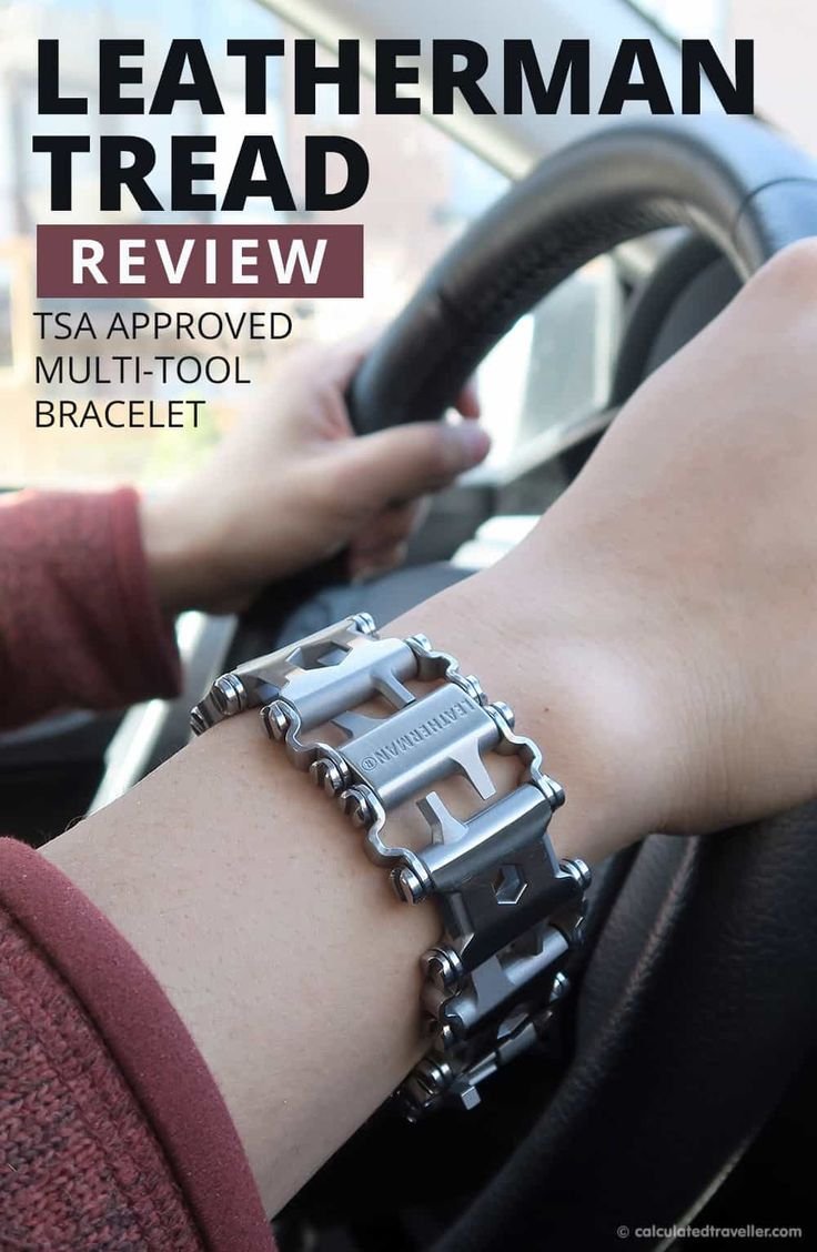 Leatherman Tread Review for Travel by Calculated Traveller   TRAVEL   ACCESSORY   CAMPING   SURVIVAL   OUTDOOR   GEAR   LEATHERMAN TREAD   BRACELET