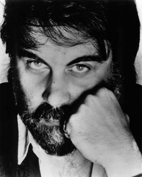 Greek composer Vangelis,consideres of of the pioneers of electronic music. A GENIUS !