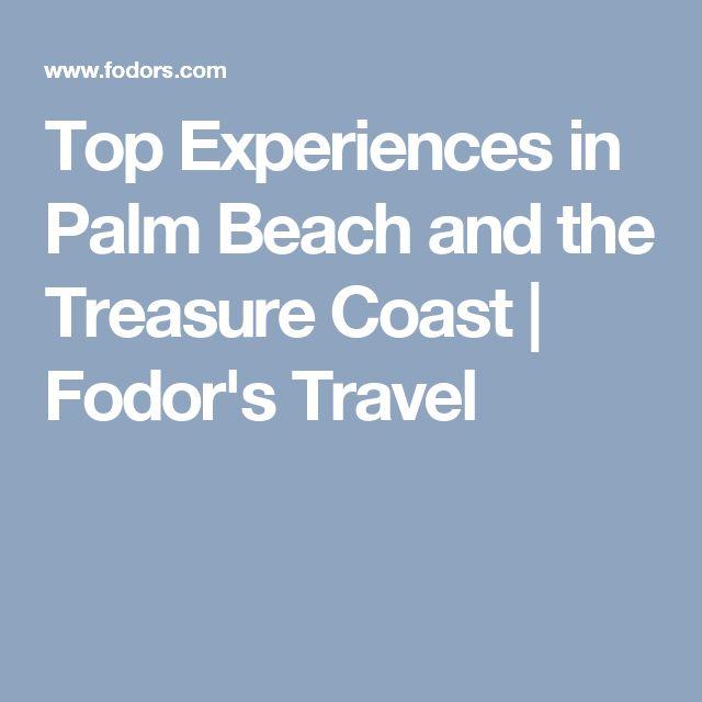 1000+ ideeën over Treasure Coast op Pinterest - Florida, Florida ...