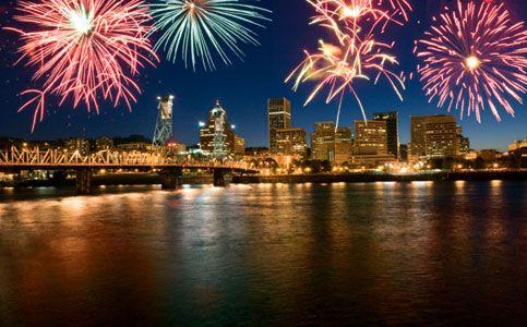 4th of july in portland oregon 2012