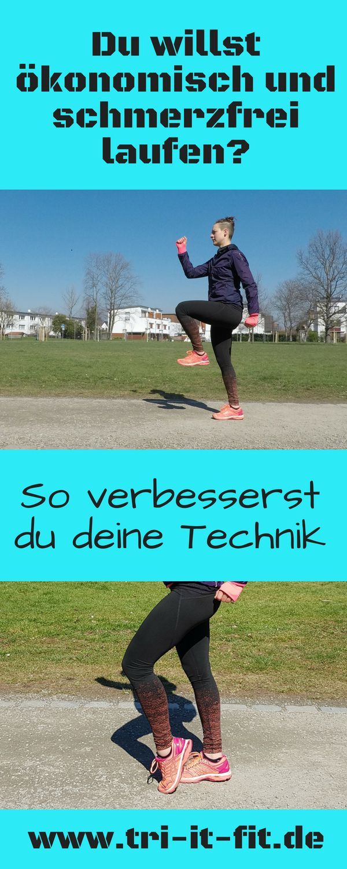 Das Lauf ABC – So verbesserst du deine Technik – Tri it Fit – Der TriathlonBlog