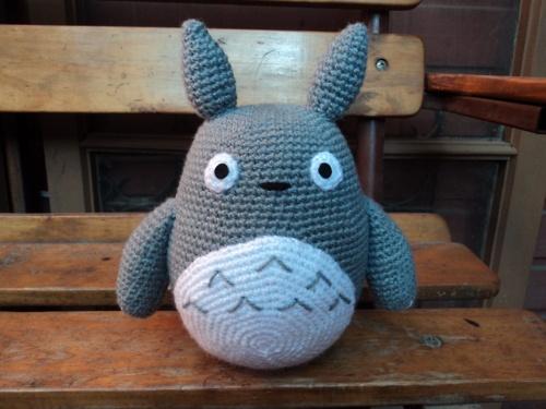 Amigurumi Totoro Receita : Best hamtaro amigurumi images hamtaro amigurumi