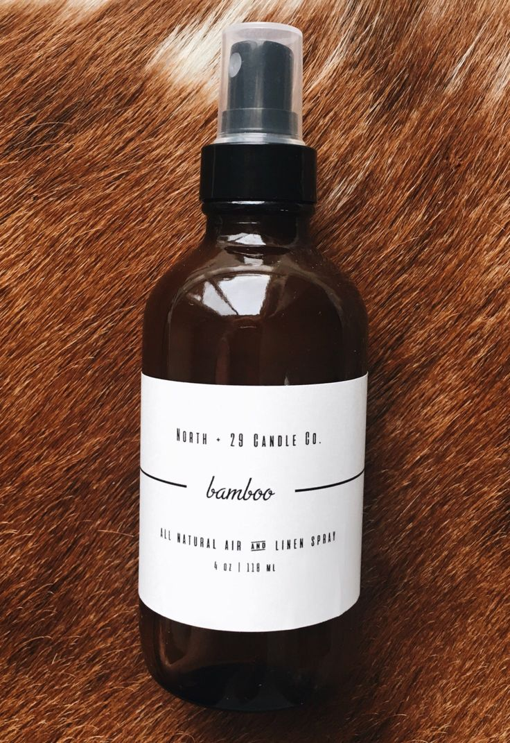BAMBOO Air + Linen Spray by North29CandleCo on Etsy https://www.etsy.com/listing/480938432/bamboo-air-linen-spray