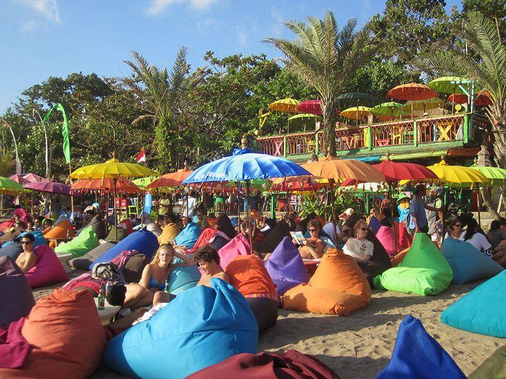 La Plancha Beach Bar, Bali