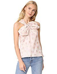 New Rebecca Taylor Women's Floral Jacquard Bow Top online. Find the perfect Rails Tops-Tees from top store. Sku AOPW92788KDBY94233