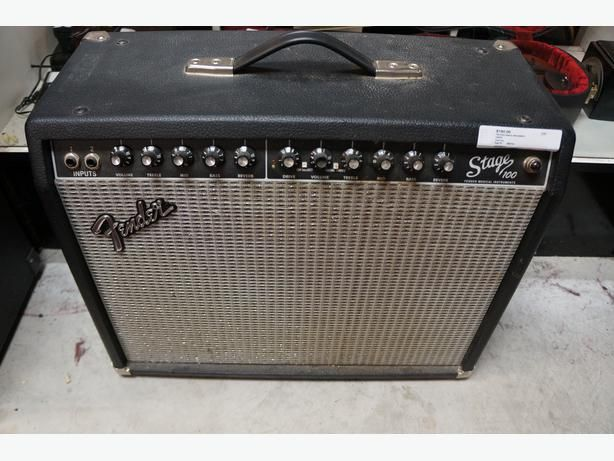 Fender Stage 100 Electric Guitar Amplifier (193723-1)