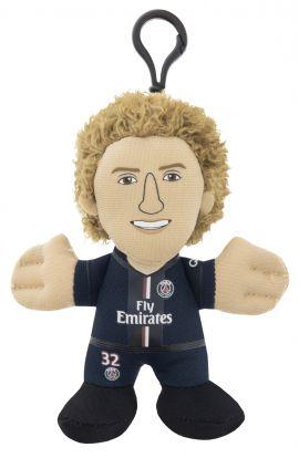 Mini-Poupluche David Luiz 10 cm - Paris Saint-Germain - Saison 2014/15 - 10,00 €