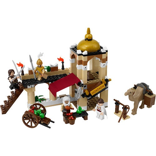 "LEGO Prince of Persia Fight for the Dagger (7571) - LEGO - Toys ""R"" Us"