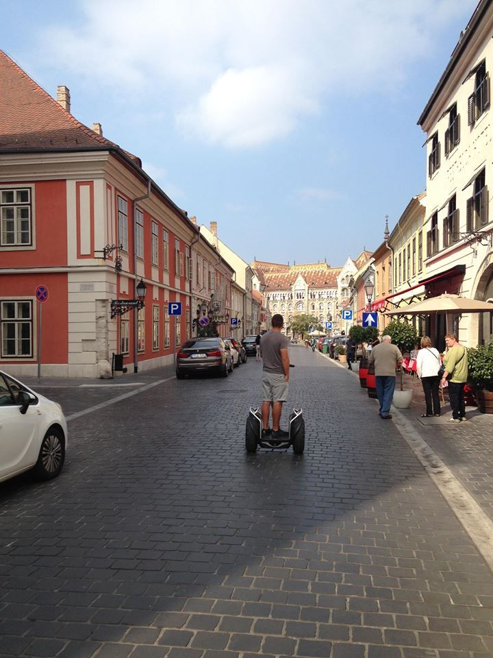 Segway Tour Of Budapest With A Dog Montecristo Travels Pet Travel Budapest Tours