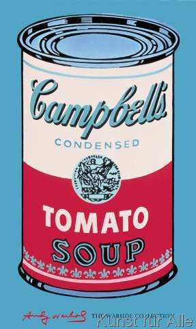 Andy+Warhol+-+Campbell's+Soup+Can,+1965+(pink+&+red)