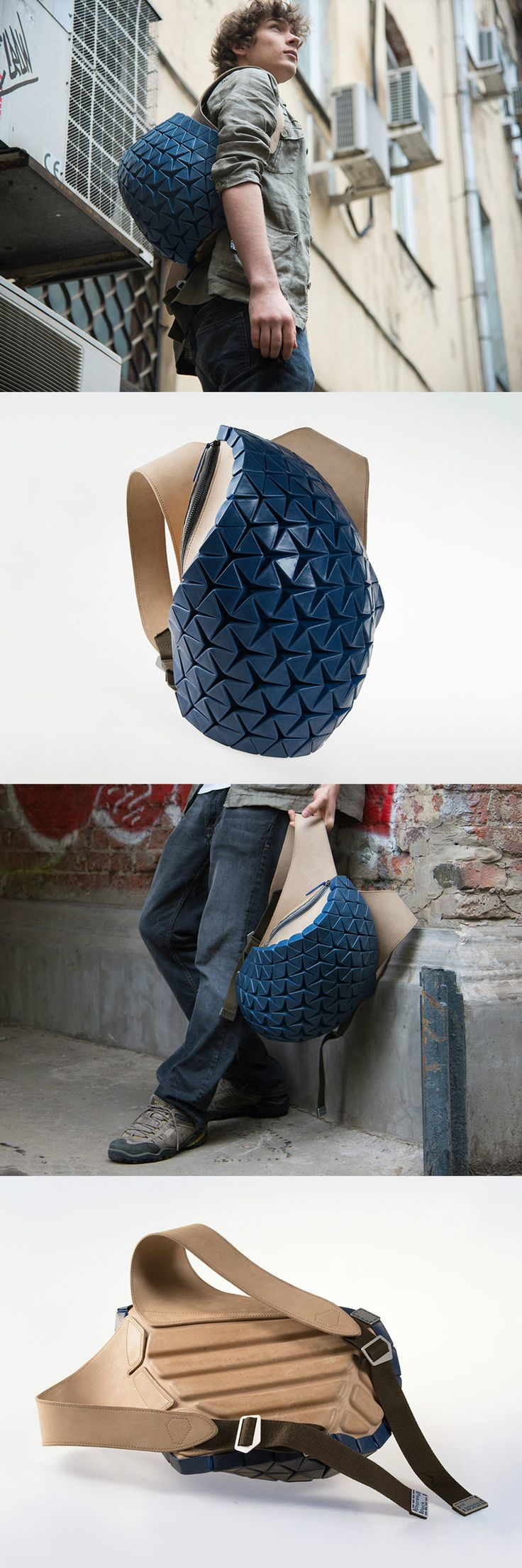 Imagine the perfect backpack. Think of its shape, volume, the type of strap, and…