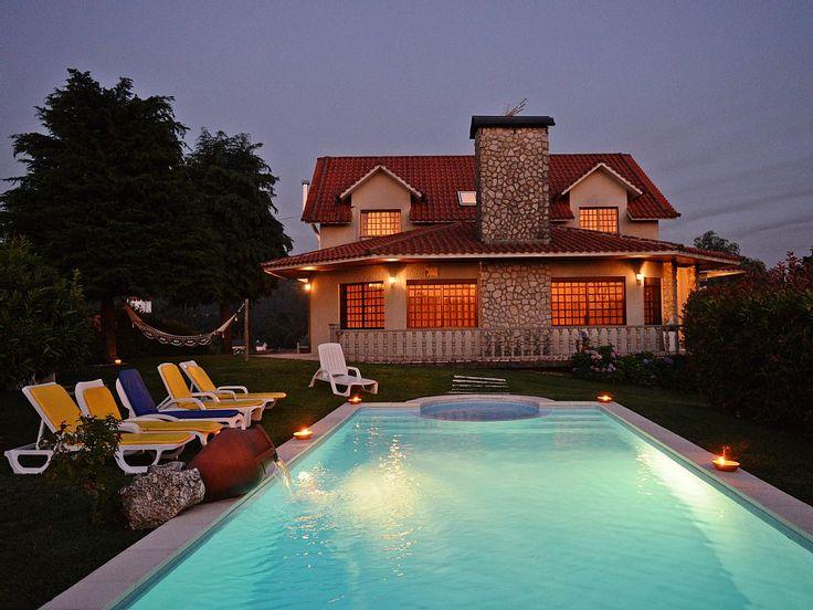 Aluguer de casa para férias em Vieira do Minho
