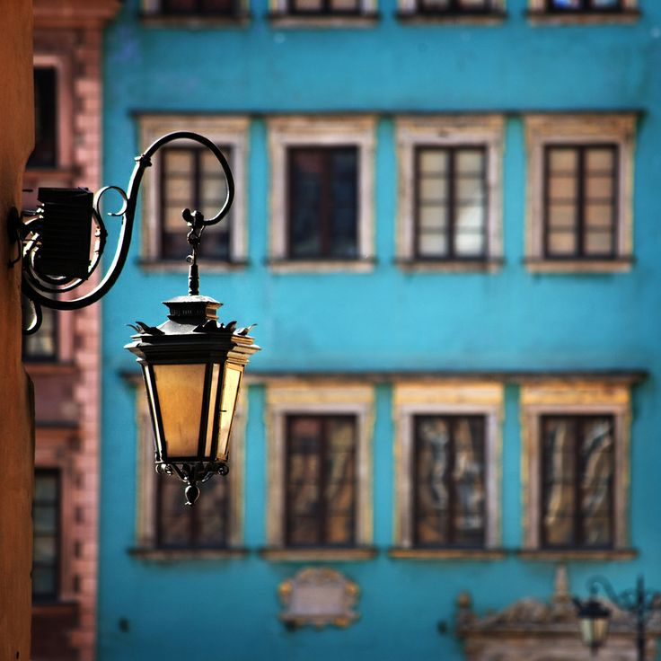 the Old Town, Warsaw, Poland, by Gaetano Roberto