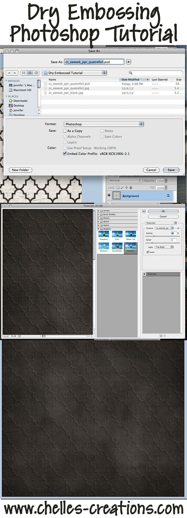 How to scrapbook on a mac - Works In Ps Pse Http Www Chelles Creations Com