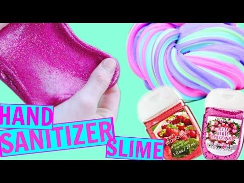 How To Make Fluffy Slime without Shaving Cream and Contact Solution! No Foaming Hand Soap, No Borax! - YouTube