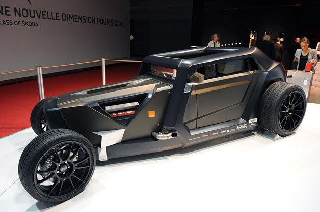 Espera Sbarro Eight Concept