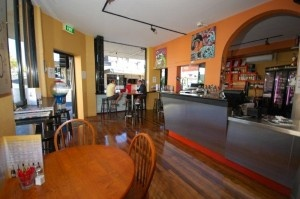 The Alibi Room, Brisbane - Weekend Special: $10 breakfast special.  Lunch and dinner menu – NOTHING OVER $10