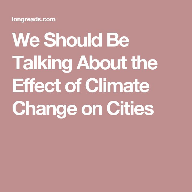 the best essay on climate change ideas we should be talking about the effect of climate change on cities