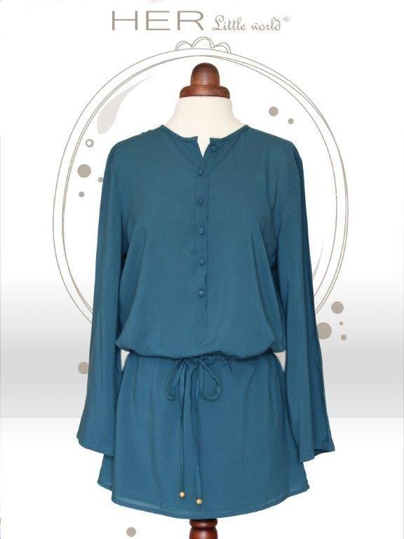 HER Little world, Patron de couture pour vêtement adulte, robe Essentielle