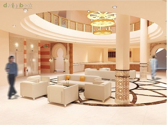 Combining Modern And Oriental Design By Quattroo Designs