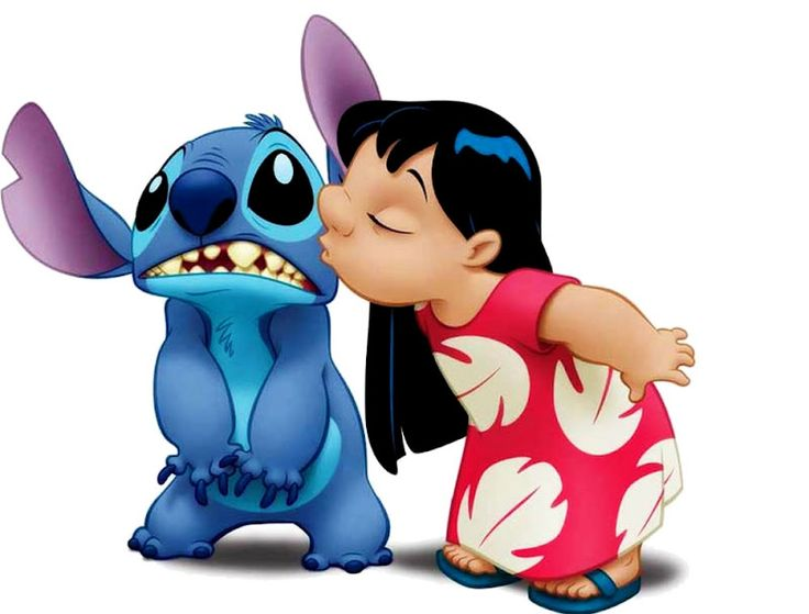Lilo and Stich: Free Printables and Images.
