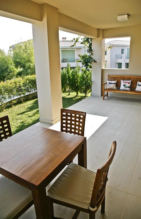 Ionian Nest | Apartments for sale by the Ionian sea in Pogonia Greece | Two bedroom apartment
