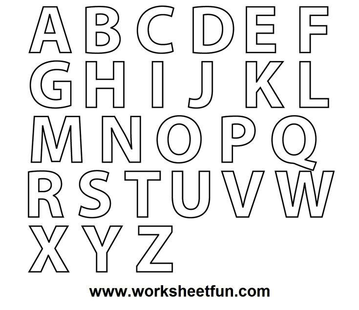 free printable worksheets letters coloring worksheet  a