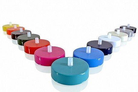 #Baldachin aus Metall imindesign für #Lampen. Eine breite Palette von Farben und Materialien.  http://www.imindesign.de/category/dekorative-baldachin