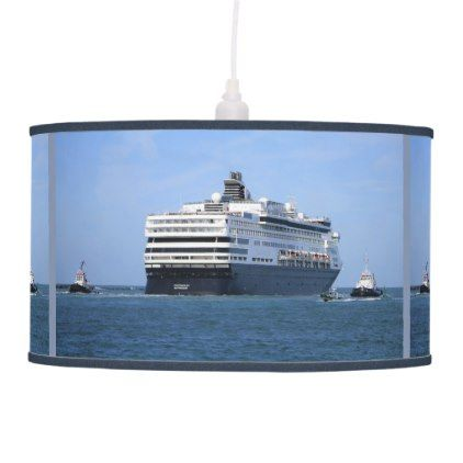 Stern and Starboard Cruising Away Hanging Lamp  $93.90  by CruiseReady  - custom gift idea