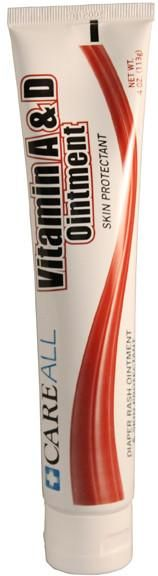 CareALL Vitamin A&D Ointment 4 oz - 72 Units