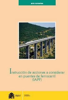 Instrucción de Acciones en Puentes de Ferrocarril IAPF-07